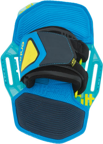 North Entity Footstraps Kite Surf Board