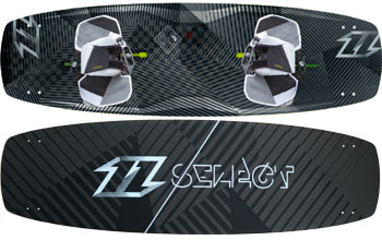 North Select 2013  Kitesurf Kiteboarding Board 2013