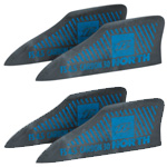 North Kiteboarding Fins