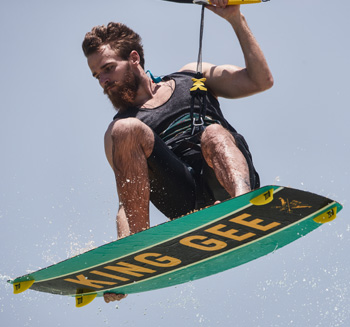 Shinn Kiteboarding 2011 King George Kitesurf Kiteboarding Board