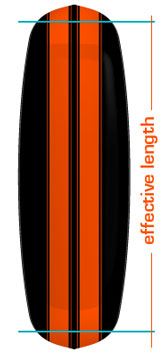 Shinn Kiteboarding Speedball Kitesurf Kiteboarding Board