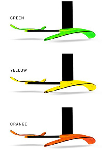 Slingshot Hover Glide NF2 Foil Mast Kiteboard Kiteboarding