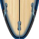 Slingshot Screamer 2015 Kitesurf Kiteboarding Board