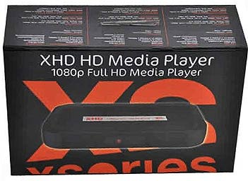 GoPro Xsories HD Media Player