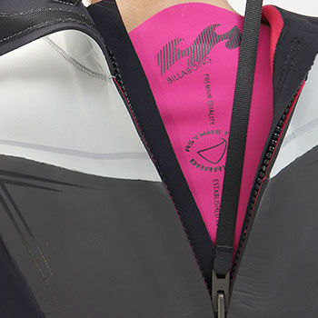 Billabong Synergy 2013 5/4/3 Womens Steamer Double Lined Wetsuit Kiteboarding Neoprene Kitesurf Kiteboard Kite Surf