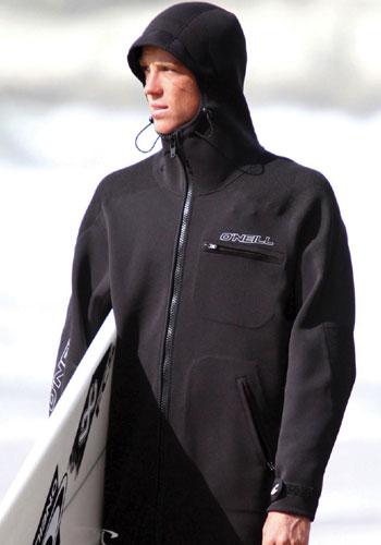 O Neill Ice Breaker Jacket Kiteboarding Neoprene Jacket Wetsuit ... a16b95829