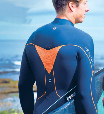 Prolimit Vapor 6/4 Front Zip Steamer Double Lined Wetsuit