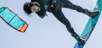 5-Line Kiteboarding Kites