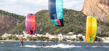 Kiteboarding Kites