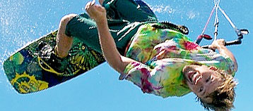 Kiteboarding Waist Harness