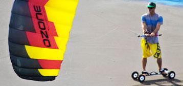 Traction Kites