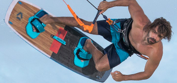 Twin-Tip Kiteboards