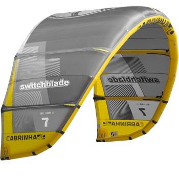 Cabrinha Switchblade 2019 - Grey / Yellow