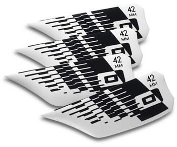 Core Pro G-10 42mm Fins