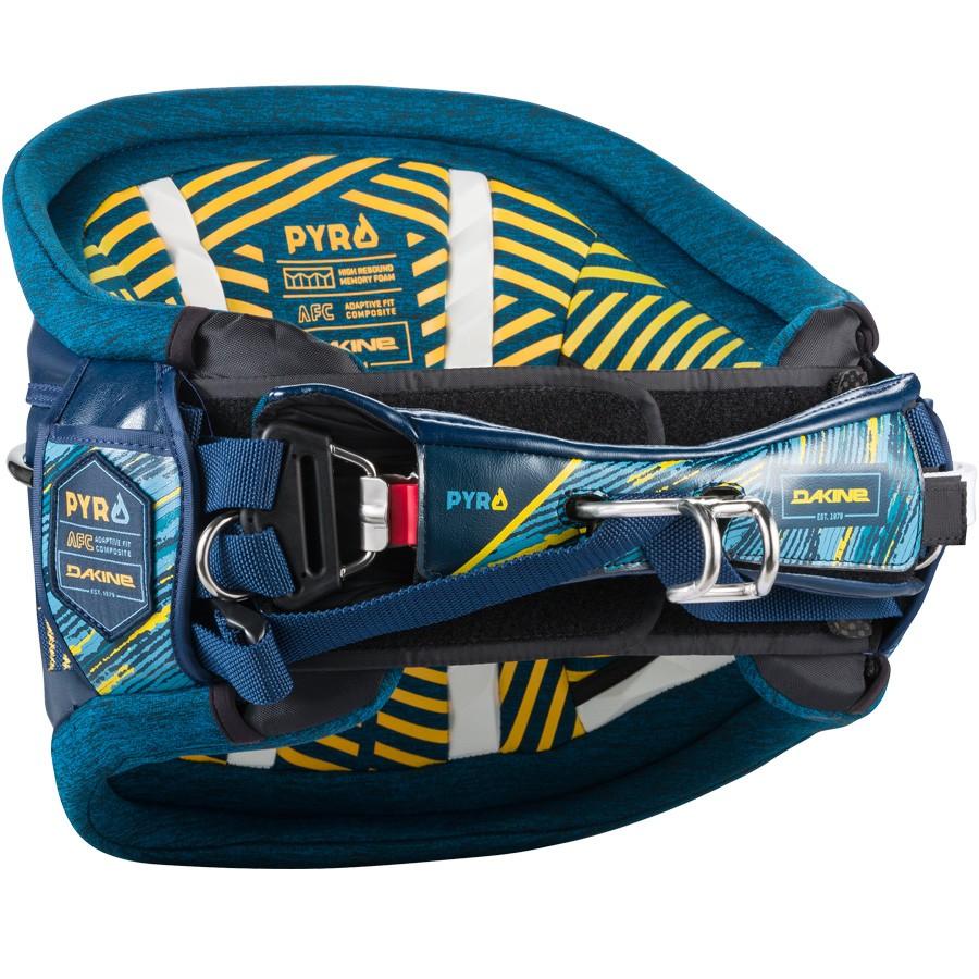 "DaKine Hammerhead 10/"" SPREADER BAR and PAD kiteboarding kitesurfing kiteboard"