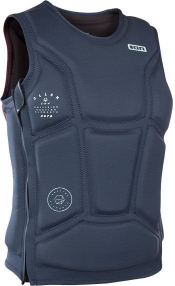 ION Kiteboarding Collision Vest Core - Blue / Red
