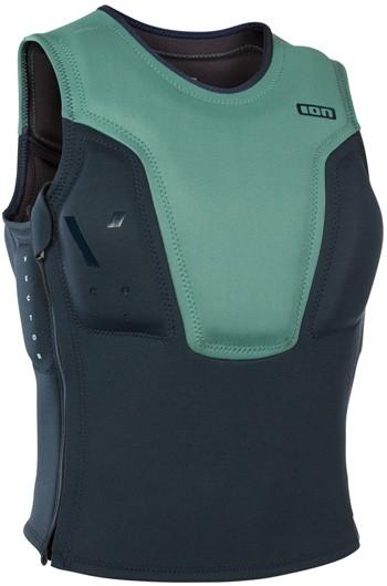 ION Kiteboarding Vector Vest Core - Sea Green / Dark Blue