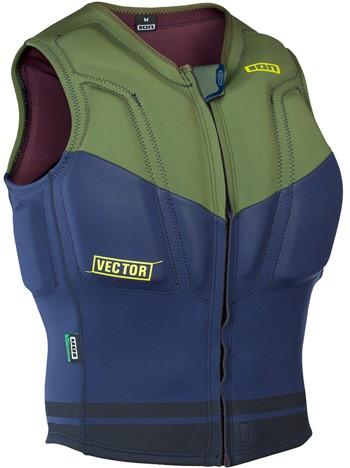 ION Vector Impact Vest - Green / Blue