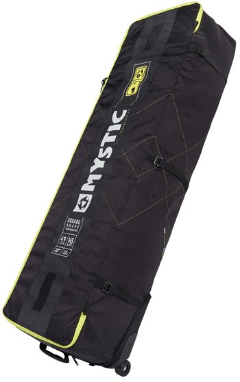 Mystic Elevate Square Travel Board Bag with Wheels