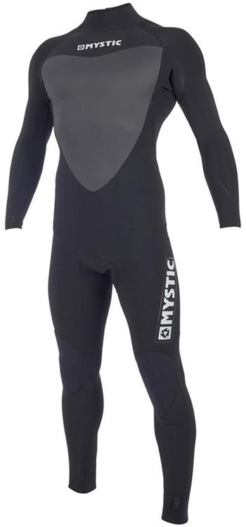 Mystic Kiteboarding Star 5/4 Wetsuit - Black