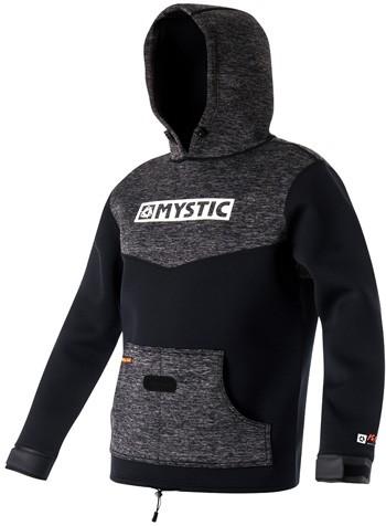 Mystic Kiteboarding Voltage Windstopper - Grey / Black