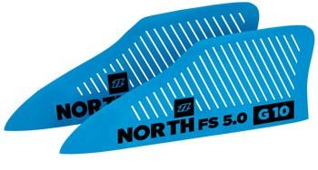 North Kiteboarding G-10 Fins