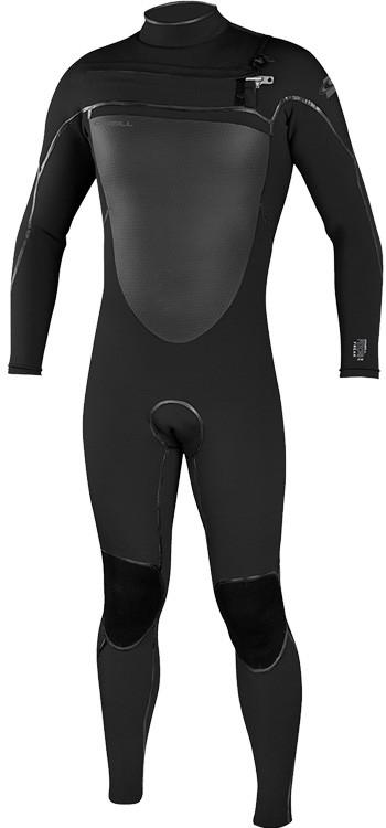 O'Neill Psychofreak 5/4 Wetsuit - Black