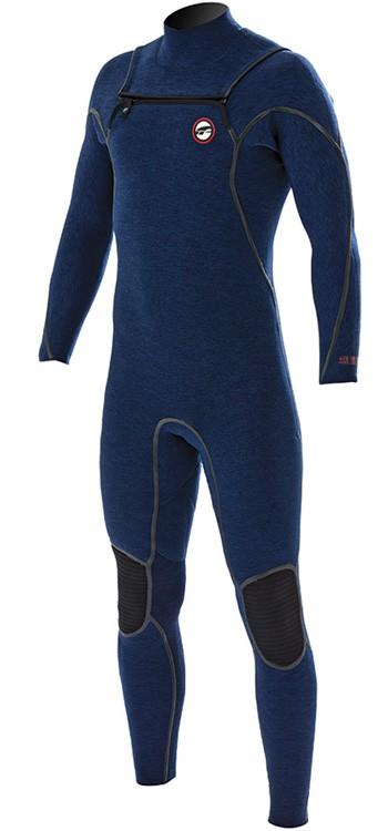 Prolimit Mercury Front Zip 6/4 Wetsuit - Navy