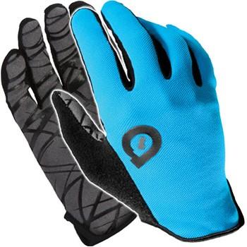 Six Six One Rev Gloves - Cyan