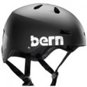 Bern Macon H20 Wake Safety Crash Helmet - Black