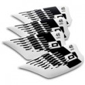 Core Cutback G-10 48mm Fins