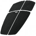 Dakine Front Section 4-Piece Traction Pad - Black