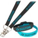 Duotone Kiteboarding Lanyard / Wristband Pack