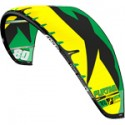 F-One Furtive - Yellow / Black / Green