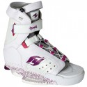 Hyperlite Blur Boot System Wake / Kite Womens Bindings