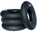 MBS T1 Tyres - Black