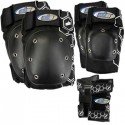 MBS Mountainboard Core Knee Elbow and Wrist Safety Pad Set