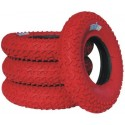 MBS T1 Tyres - Red