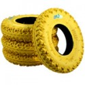 MBS T3 Tyres - Yellow