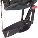 Mystic Kiteboarding Harness Strappies / Leg Straps