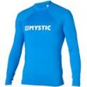Mystic Star Long Sleeve Rash Vest - Blue