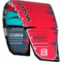 Naish Dash - Red / Teal / Green