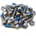 Scrub Stainless Steel Bolts
