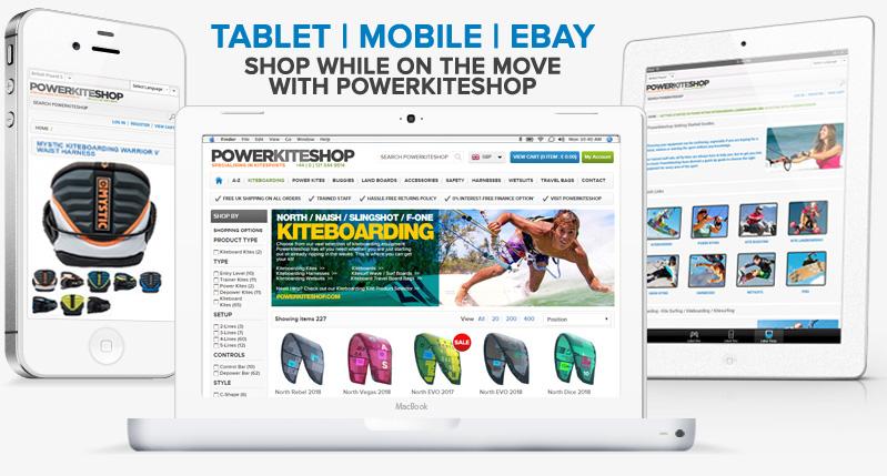 Mobile at Powerkiteshop
