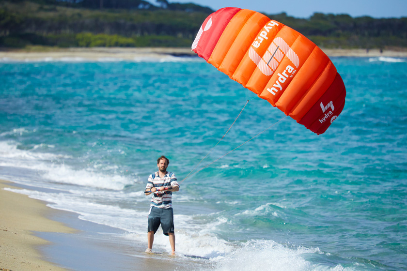 HQ4 Hydra Trainer Kite