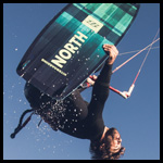 North Jaime Pro Kiteboard Test Review