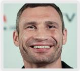 Vitaly Klitschko Kiteboarding