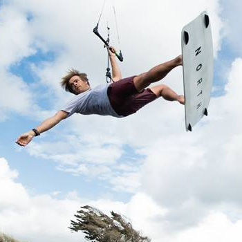 Nick Jacobsen joins North Kiteboarding