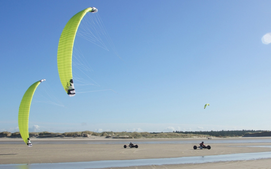 Saint Peter Ording, 2nd Run of the 17/18 German Buggy Championship