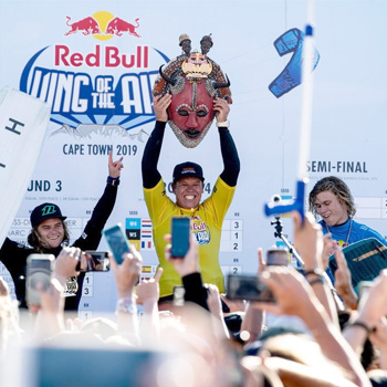Kevin Langeree wins Red Bull King of the Air 2019